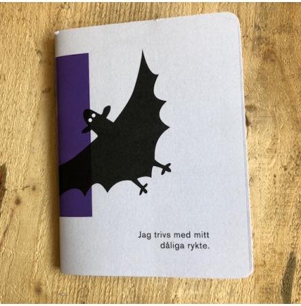 Liten skissbok - Dåligt rykte