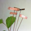 Krydd-skyltar